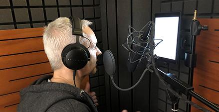 APT customer - German Voice Talent