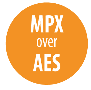 MPX over AES