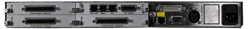APT E1/T1 MULTI-CHANNEL CODEC