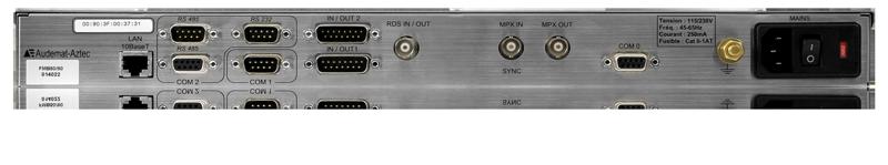 Encoder AUDEMAT FMB80 RDS