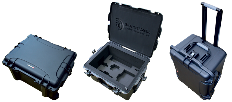 AUDEMAT FMMC5 Flycase Transportable
