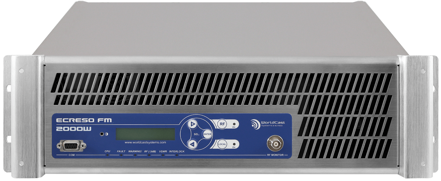 Ecreso Fm 2000w Transmitter Radio Products For Sale 1 20 High Quality Images Are