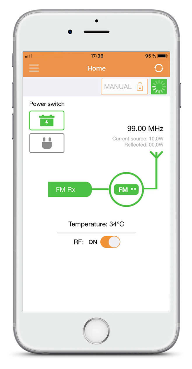 SOLAR FM application