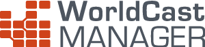 logo WorldCast Manager