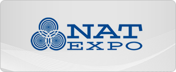Join us and our dealer TRACT at the NATEXPO exhibition in Moscow