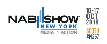 LET'S MEET AT NABSHOW New York 2019