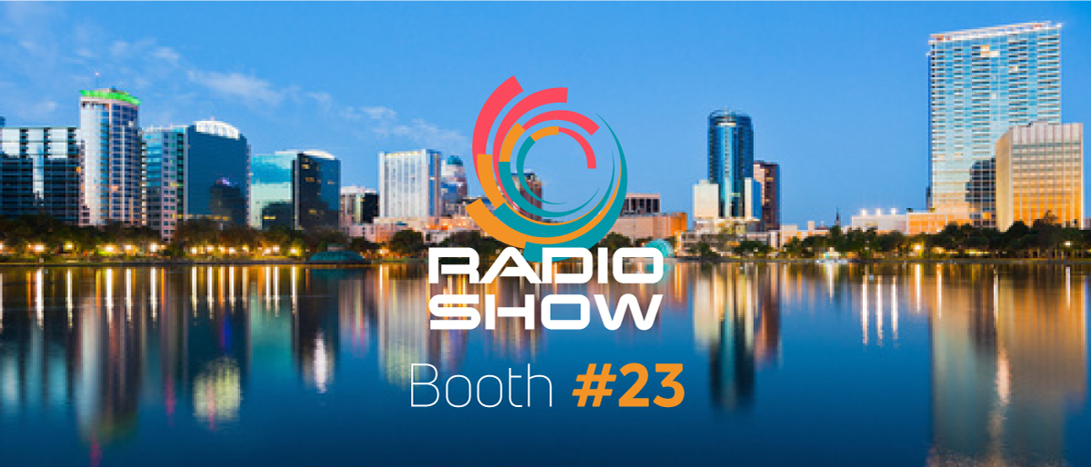 WorldCast Systems Radio show 2018 Orlando