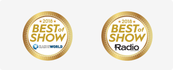 WorldCast Wins Two Best of Show Awards at NAB 2018