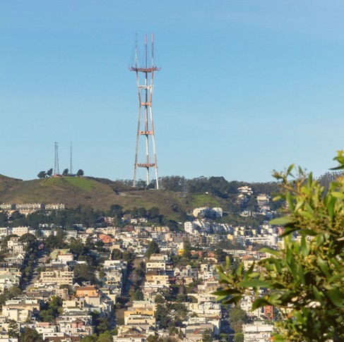 Sutro Tower WorldCast Systems